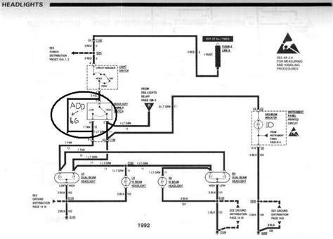 e36 headlight wiring diagram 33 wiring diagram