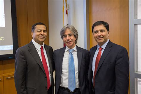 Usc Mba Mph by Engineer Speaks At Dean S Distinguished Lecturer Series