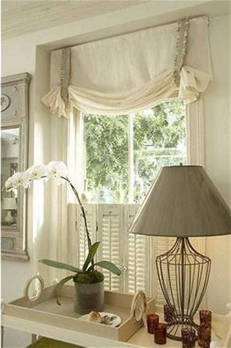 how to do swag curtains 25 best ideas about cafe shutters on pinterest