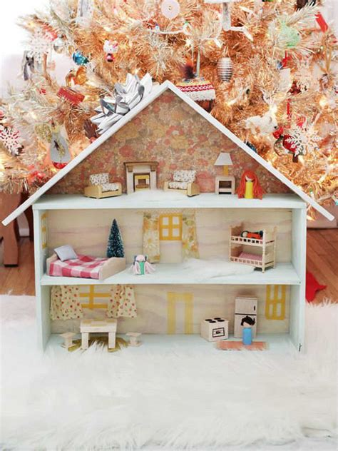 Handmade Doll Houses - 10 dreamy doll houses tinyme