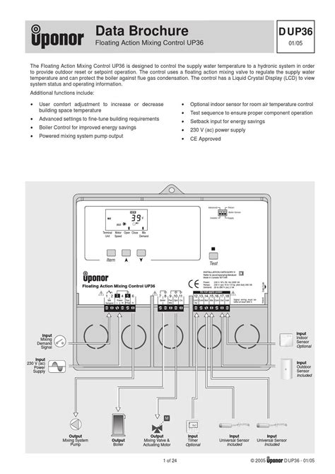 uponor piping diagram wiring diagram with description