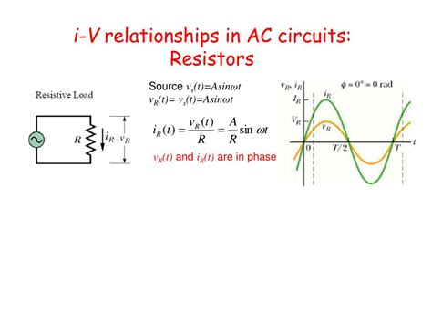 resistors and ohm s in ac circuits ppt announcements powerpoint presentation id 622854