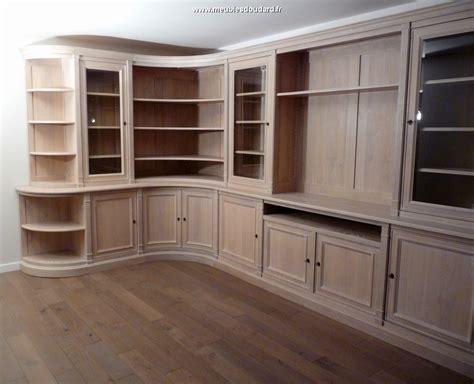 biblioth 232 que sur mesure meuble biblioth 232 que en bois sur