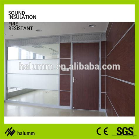 sound wood doors design wood room partitions sound proof partition wall