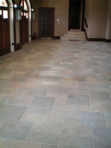 Porcelain Tile Garage Floor Various Applications