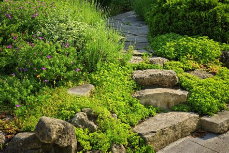 Rock Garden Steps 60 Outdoor Garden Landscaping Step Ideas