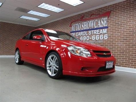 manual cars for sale 2009 chevrolet cobalt engine control buy used 2009 chevrolet cobalt ss coupe 2 tone manual low miles in carol stream illinois