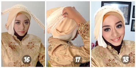 tutorial hijab wisuda ala inivindi ini vindy yang ajaib tutorial make up natural dan hijab