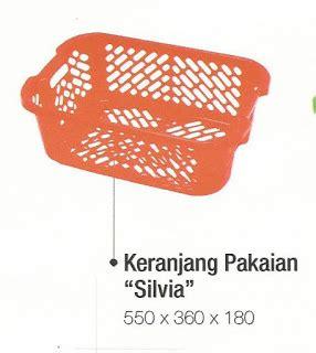 Keranjang Pakaian Plastik selatan jaya distributor barang plastik furnitur surabaya indonesia keranjang pakaian plastik