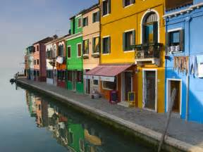 italy colorful houses in color kaleidoscope kaleidoscope pictures