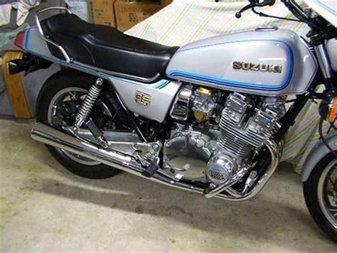 1980 Suzuki Gs1100l 1980 Suzuki Gs 1100 For Sale