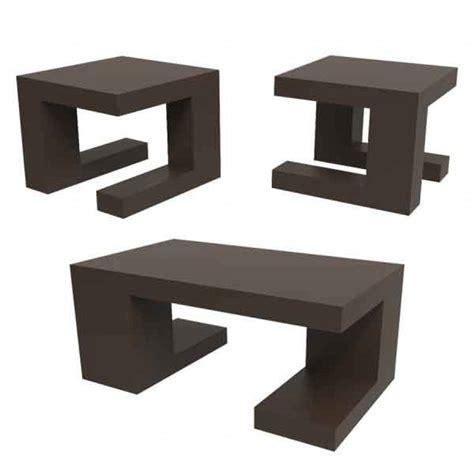 imagenes de mesas minimalistas mesas de centro credenzas minimalistas mobydec muebles