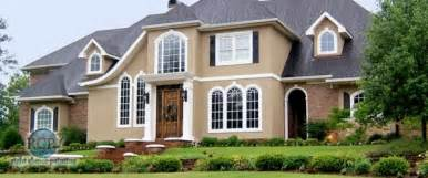 painting stucco house exterior house color home stucco house painting ideas