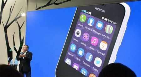 Hp Nokia Asha 220 nokia asha 230 dan nokia 220 ponsel murah