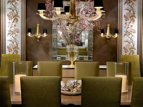 olive green dining room donghia in olive green mocha and gold dining room