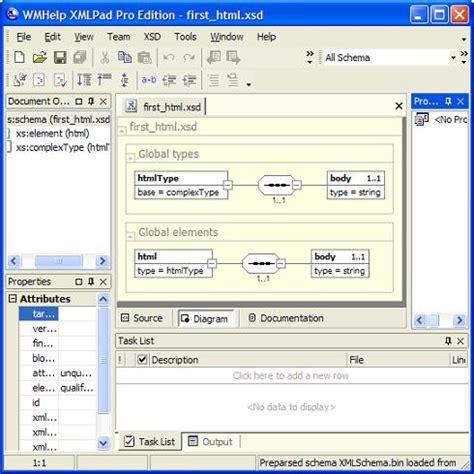 generate bpmn diagram from xml generating xml schema diagrams