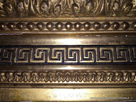 cornici greche antichit 224 il tempo ritrovato antiquariato e restauro