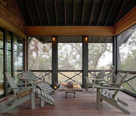 Design For Screened Porch Furniture Ideas 25 Best Ideas About Rustic Cottage On Rustic Cottage Decorating Welcome Cottages