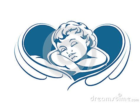 angel babies clip art the gallery for gt sleeping angel baby clipart