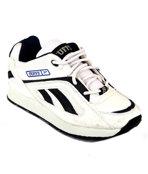 f sports slippers tuffs white sports shoes buy tuffs white sports shoes