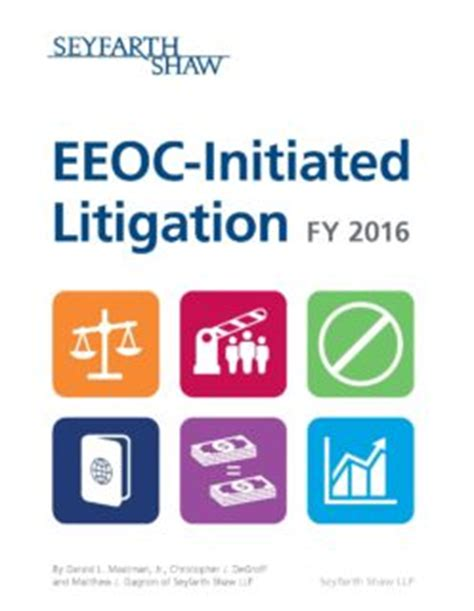 eeoc classification codes 2016 2016 s top 5 most intriguing developments in eeoc