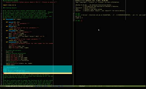 editor theme array emacs as a python ide learn the hard way