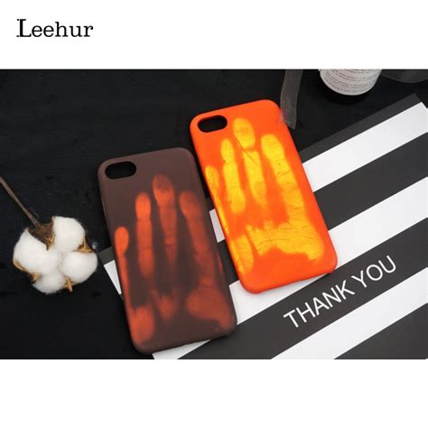 for iphone xs max sx xr temperature change phone for iphone 7 8 x 6 6s plus 5 5s back