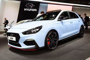 Car Tyres Hyundai I30 New 2018 Hyundai I30 N Uk Prices And Specs Revealed For