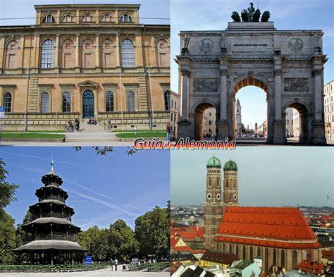 gua turstico de las ciudades de portugal lugares de sitios tur 237 sticos en m 250 nich guia de alemania