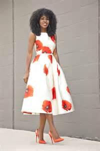 style pantry floral print midi dress