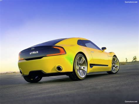 Gt4 Kia Kia Gt4 Stinger Concept 2014 Photos Reviews News