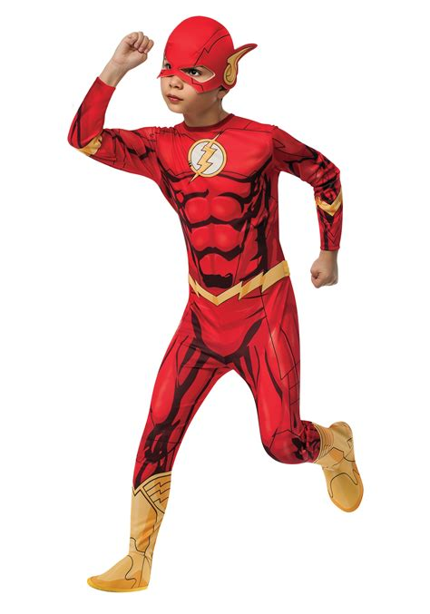 flash boys classic the flash costume