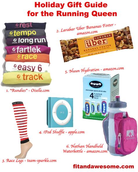 holiday gift guide for runners aka quot the running queen quot