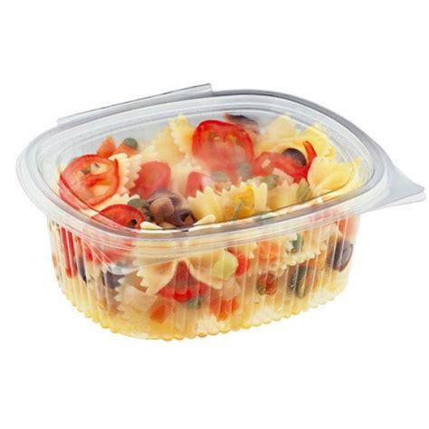 contenitori per alimenti caldi vaschetta ovale in pet con coperchio