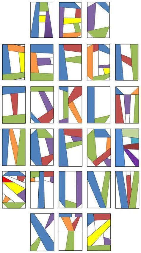 quilt pattern alphabet 244 best images about alphabet quilt blocks on pinterest