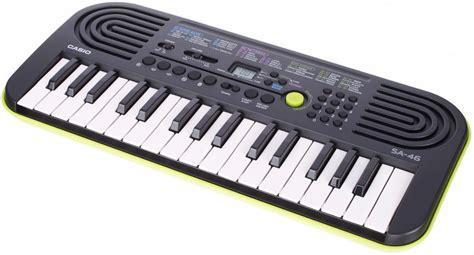 Keyboard Casio Sa 46 casio sa 46 thomann united states