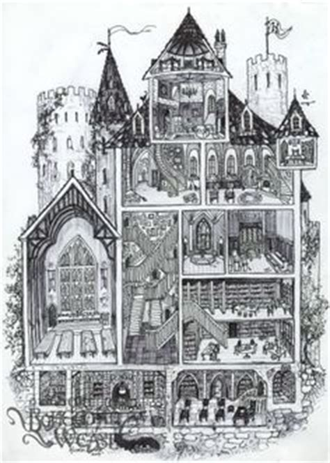 Castle Kitchen And Bath Pacifica by All The Small Things Harry Potter Mini Castle I Want