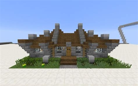 Minecraft Survival House Tutorial by Survival House Tutorial Minecraft Building Inc