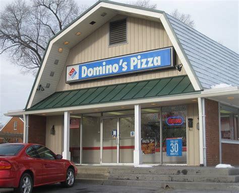 domino pizza winchester domino s pizza pizza 724 berryville ave winchester