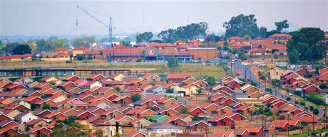 cosmopolitan city rdp houses in cosmo being sold