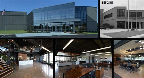 Food City Corporate Office by Madisen Maher Architects Announces Pabst Brewing Company