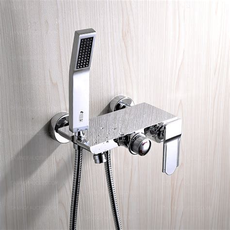 hand held shower for bathtub nickbarron co 100 faucet for bathtub with handheld