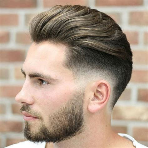 17 Best Widow's Peak Hairstyles For Men