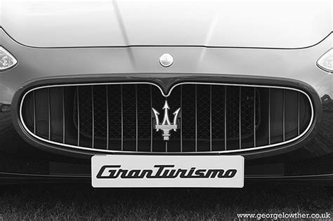 Maserati Grill by Maserati Gran Turismo Grill George Lowther Flickr