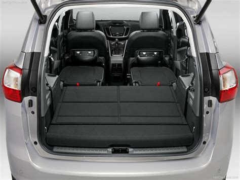 ford c max boot size ford c max picture 49 of 65 boot trunk my 2012 800x600
