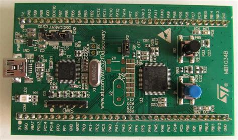 stm32f0 discovery look fabio s about electronics