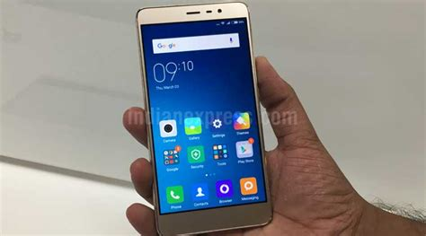 Ugo Antiblue Xiaomi Redmi Pro xiaomi says it has sold 110 mn units of redmi