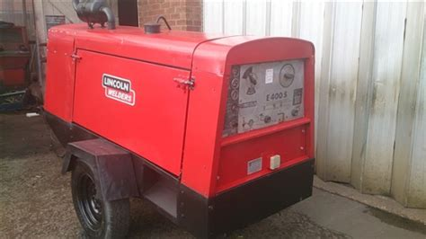lincoln diesel welder generator model     sale