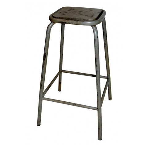 Iron Stool by High Iron Stool