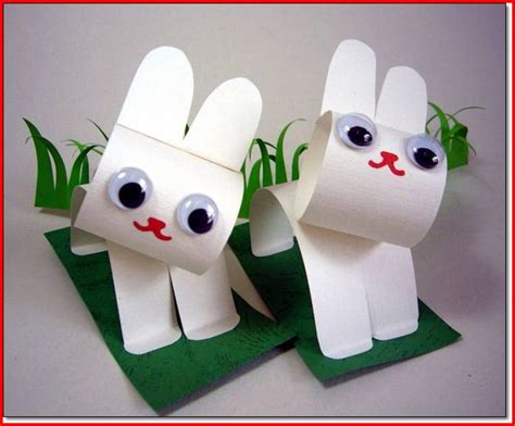 Crafts Made From Paper - simple paper crafts for adults project edu hash